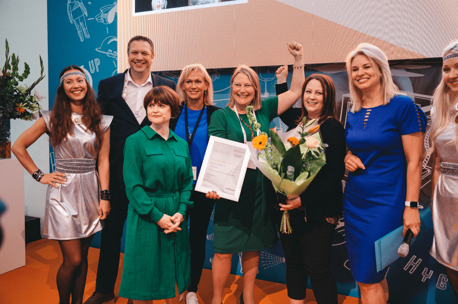 Interclean Innovation Award 2018
